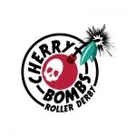 Cherry Bombs Roller Derby Logo
