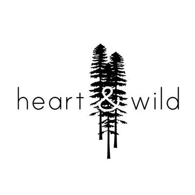 Heart and Wild Logo
