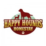 Happy Hounds Homestay Logo