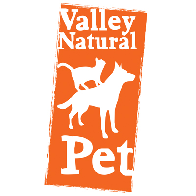 Valley Natural Pet Logo