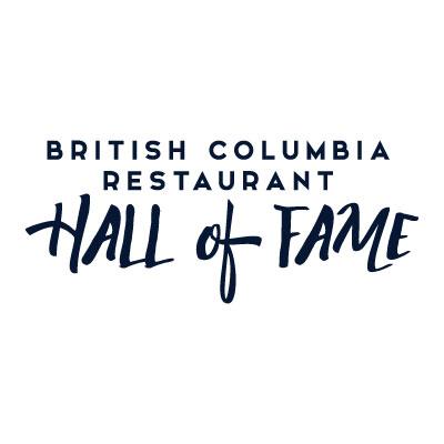 BC Restaurant Hall of Fame Logo